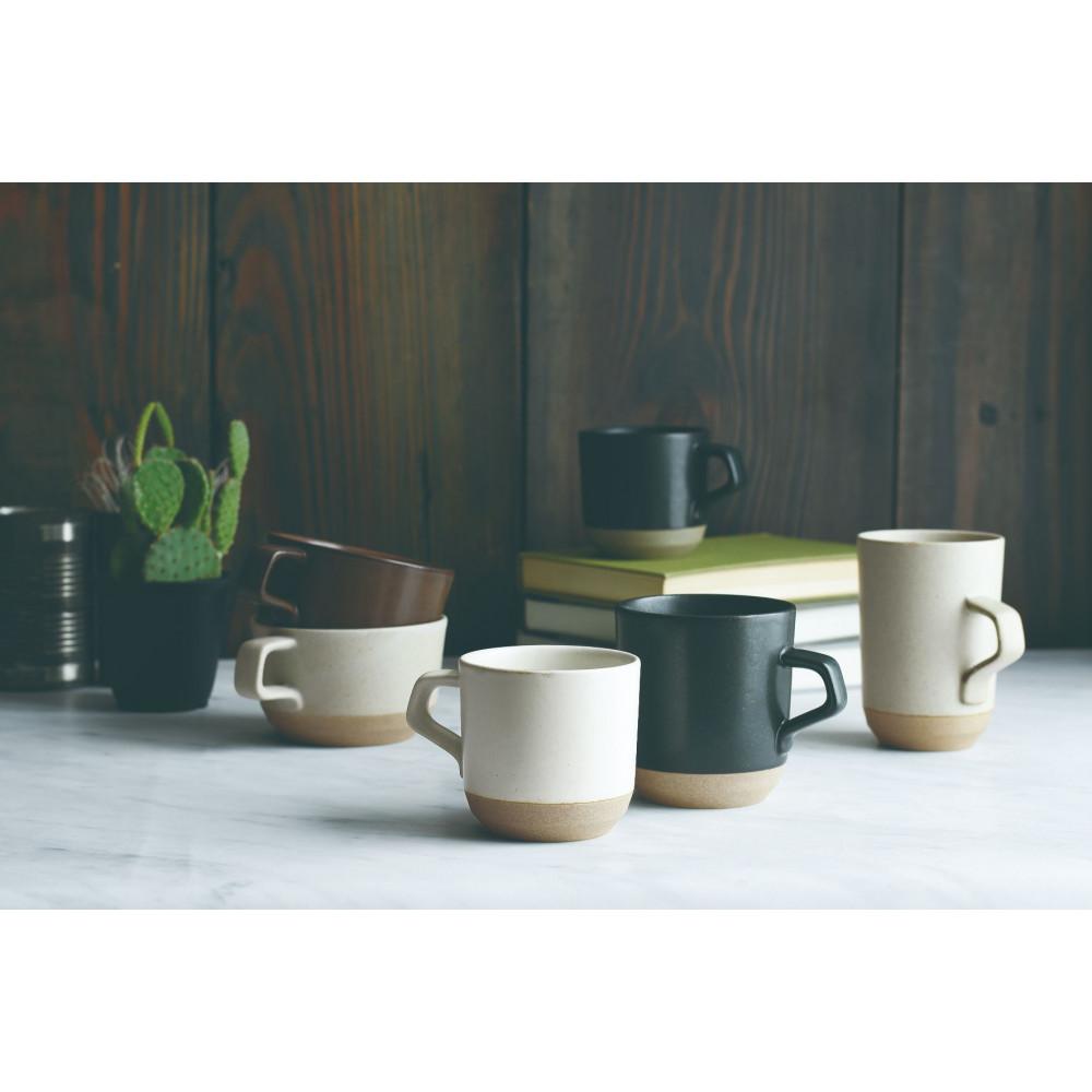 Kaffeetasse Groß 360 ml   Schwarz