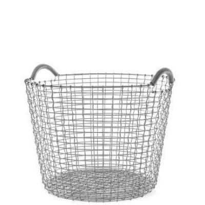 Classic 50 Basket | Inox
