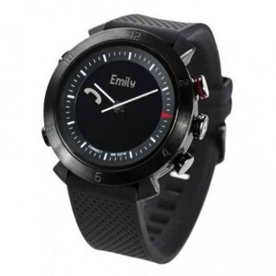 Cogito Classic Uhr | schwarzer Onyx