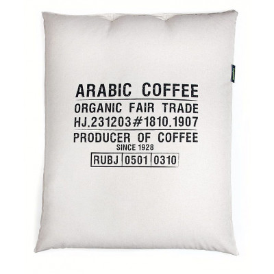 Leinwand-Bohnenbeutel   Arabischer Kaffee