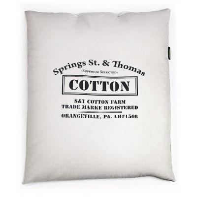 Segeltuch-Bohnensäcke   Baumwolle