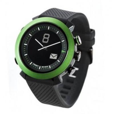 Cogito Classic Uhr | grüner Samt