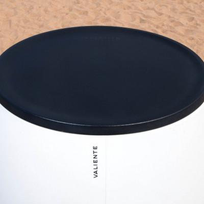 Geschlossener Deckel für Eiskübel | Schwarz