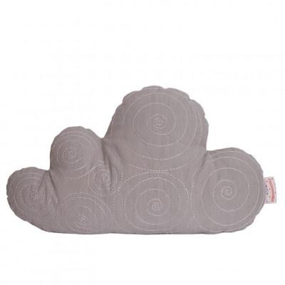 Wolkenkissen   Grau