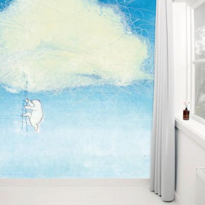 Wallpaper Stories | Climbing the clouds