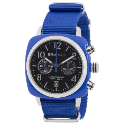 Clubmaster Chronograph | Electric Blue