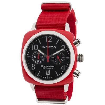 Clubmaster Chronograph | Rot