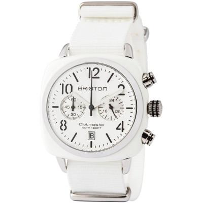 Clubmaster Chronograph | Weiß