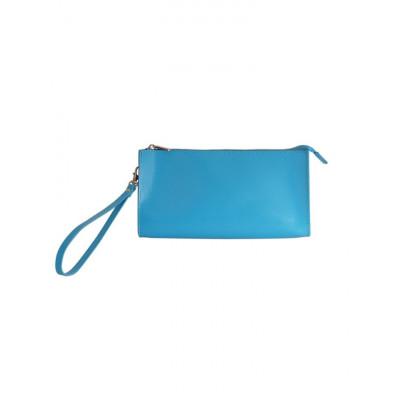 Clutch Bag Blue Mist