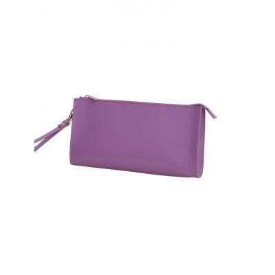 Clutch Bag Violett