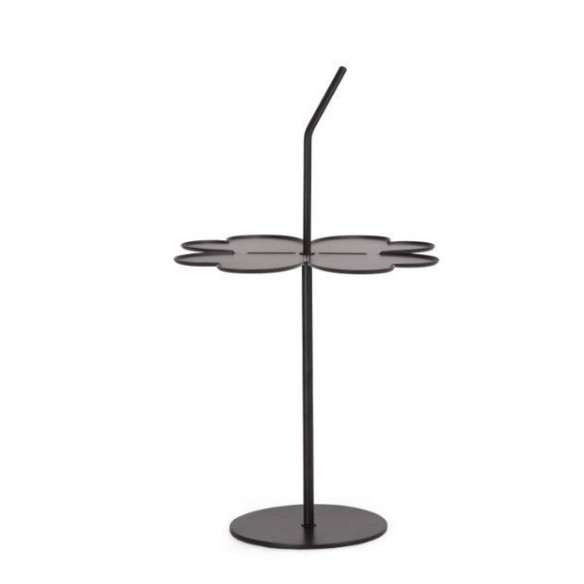 Side Table Clover | Black