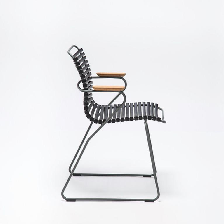Gartenstuhl mit Armlehnen Click |