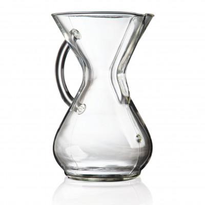 Chemex® Glass Handle Coffeemaker | 6 Cups