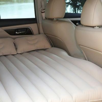 Inflatable Car Air Bed | Khaki