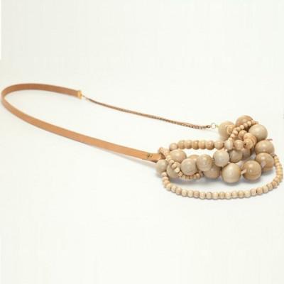 Bari-Halskette Natural