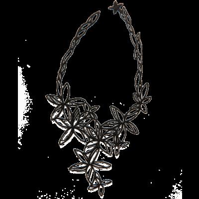 Hawaï Necklace | Black