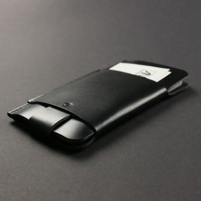 Slim Fit iPhone Case   Black