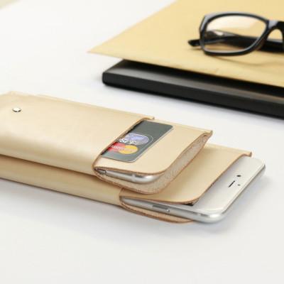 Slim Fit iPhone Case   Natural