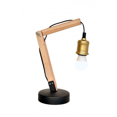 Table Lamp Coco | Brass