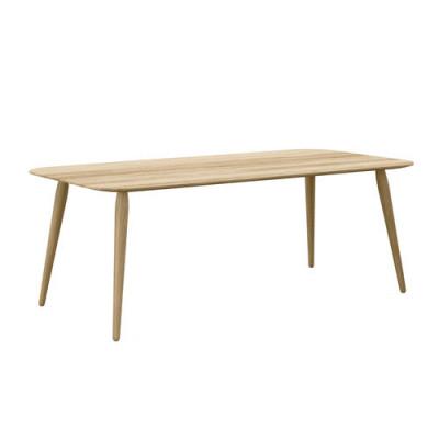 Coffee Table PLAYrectangular L 120 | Natural Oak