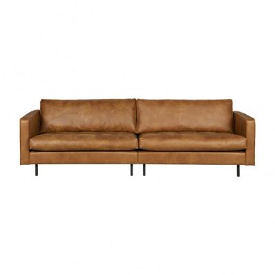 3-Sitzer-Sofa Rodeo Classic | Cognac