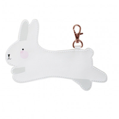 Coin Purse | White Rabbit