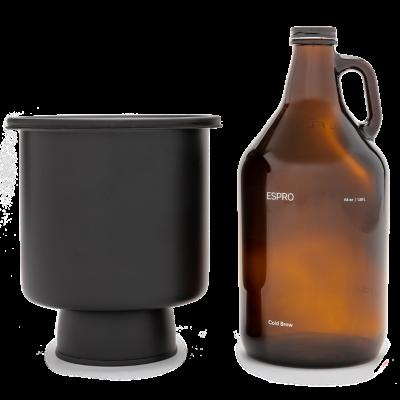 Cold Brew 1890 ml | Schwarz