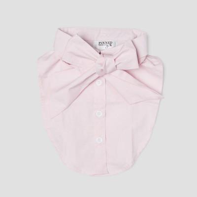 Kids Collar   Pink Bow
