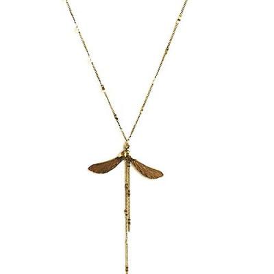 Necklace Samare   Gold
