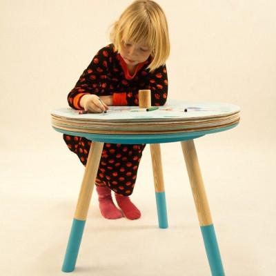 Come & Draw 365 Regenbogen-Tisch
