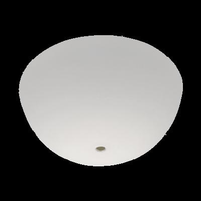 Deckenrosette | Matt Weiß