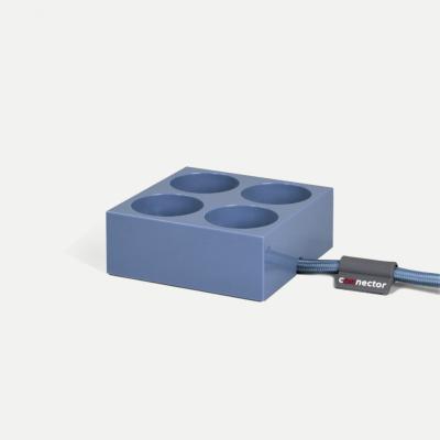 Mehrfachsteckverbinder | Blau