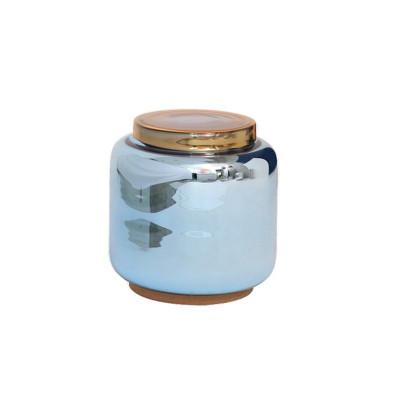 Container Tisch | Blau