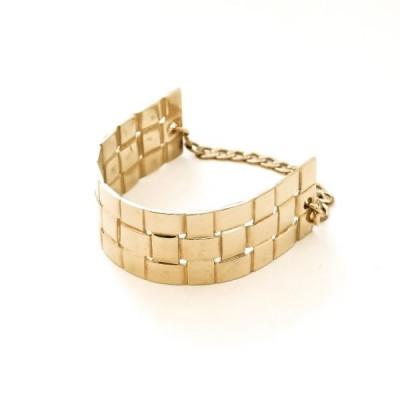 Copenhagen Bracelet | Gold-plated