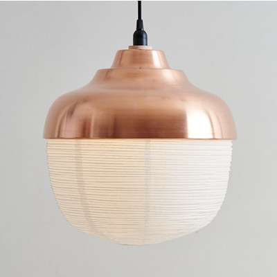 Pendant Lamp The New Old Light L | Copper