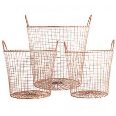Wire Basket | Set/3