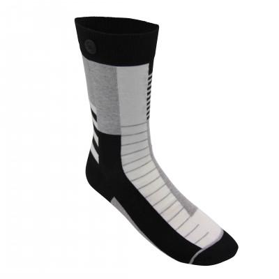 Corbusier Socks | Black