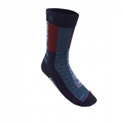 Corbusier Socks | Grey Green