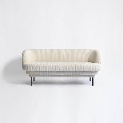 Sofa CORNICE LINCOLN | Black Legs