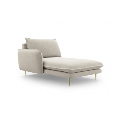 Lounge-Sessel VIENNA   1 Sitze   Hellgrau   Rechts