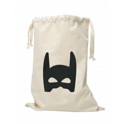 Aufbewahrungstasche aus Stoff | Superheld