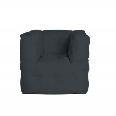 Couch I Armchair Black