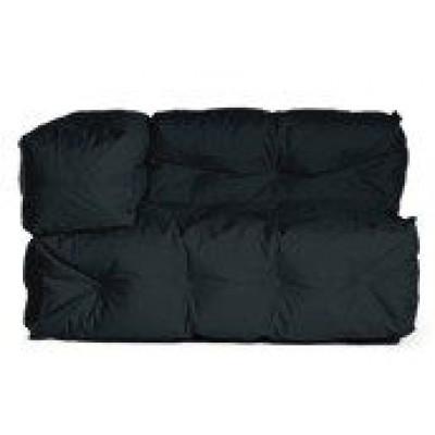 Couch II Armrest Left Black