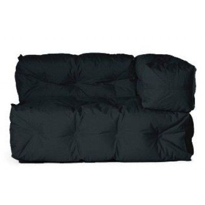 Couch II Armrest Right Black
