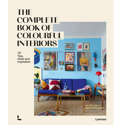 Buch The Complete Book of Colourful Interiors | Englisch