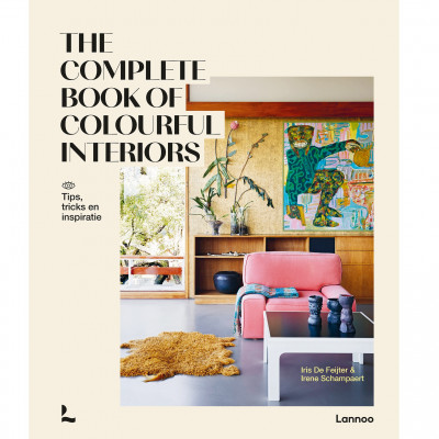 Buch The Complete Book of Colourful Interiors | Niederlandisch