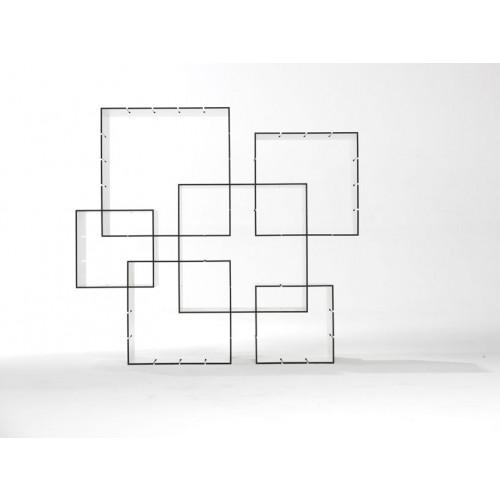 Set van 3 Staande / Muurplank Konnex