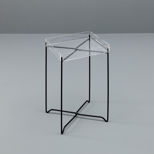 Side Table CO042TR | Transparent