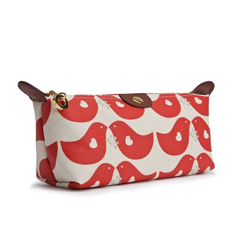 Compact Cos Bag Love Bird