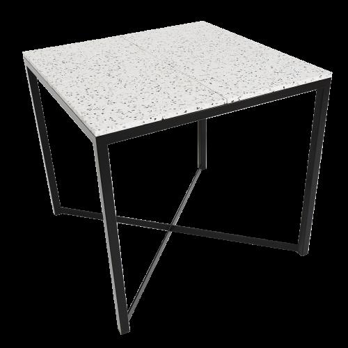Esstisch Confetti | Schwarz & Weiß
